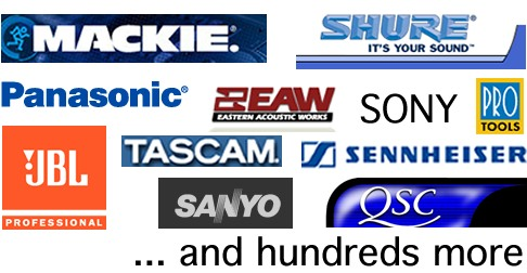 QSC Audio Products Logo photo - 1