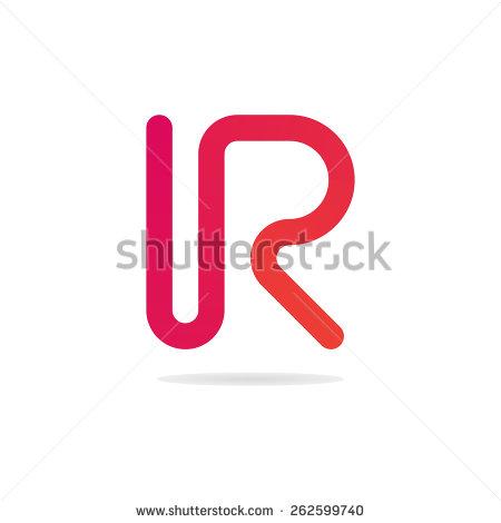 R Letter Logo Template photo - 1