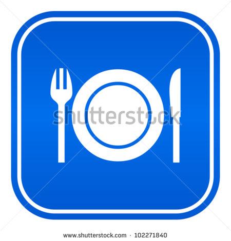 RESTAURANT TOURIST VECTOR SIGN Logo photo - 1