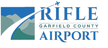 Rifle Airport, Garfield County Logo photo - 1