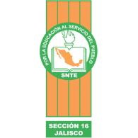 SNTE Secc 16 Logo photo - 1