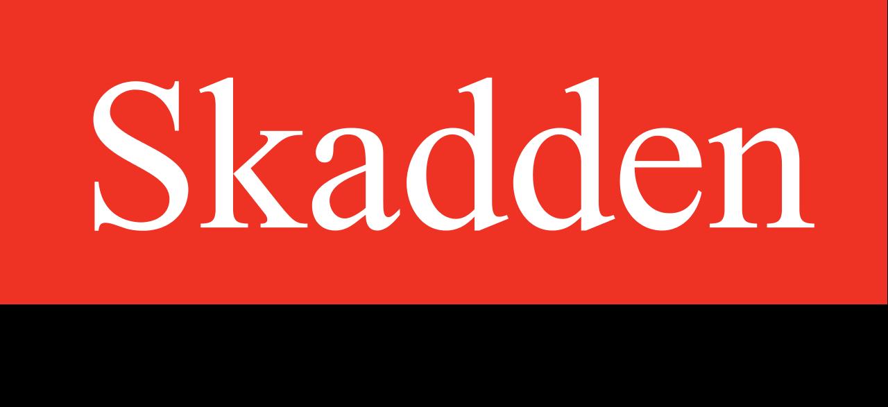 Skadden Logo photo - 1