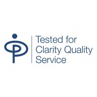 Tested for Clarity Quality Services Logo photo - 1