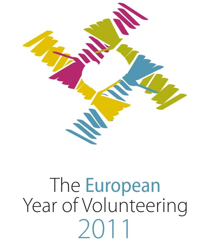 The European Year of Volunteering 2011 Logo photo - 1