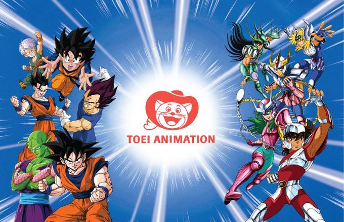 Toei Animation Logo photo - 1