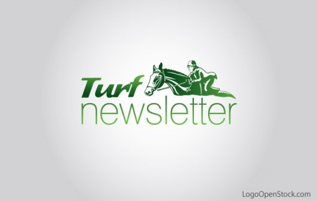 Turf Newsletter Logo Template photo - 1