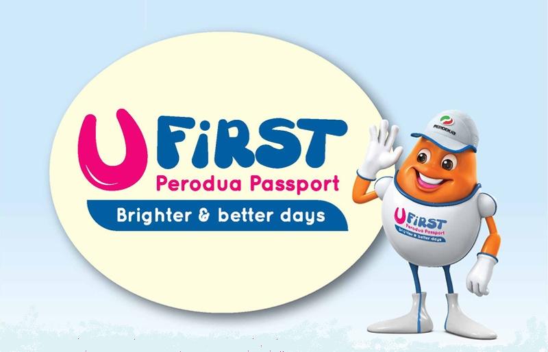 U First Perodua Logo photo - 1