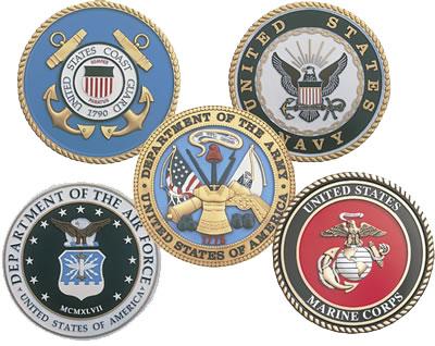 United States Coast Guard Logo photo - 1
