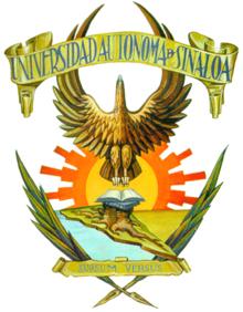Universidad Autónoma de Sinaloa Logo photo - 1