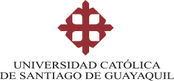 Universidad Católica de Santiago de Guayaquil Logo photo - 1