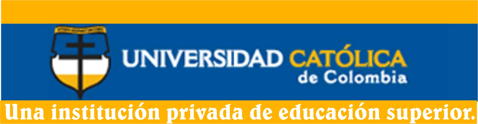 Universidad Católica de colombia Logo photo - 1