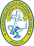 Universidad Catolica Boliviana San Pablo Logo photo - 1