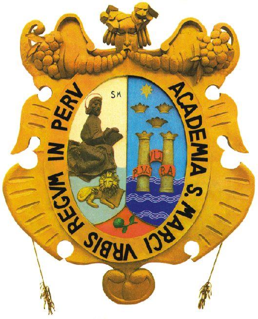 Universidad Nacional Mayor de San Marcos Logo | Logos Rates