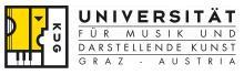 Universität für Musik und darstellende Kunst Graz Logo photo - 1