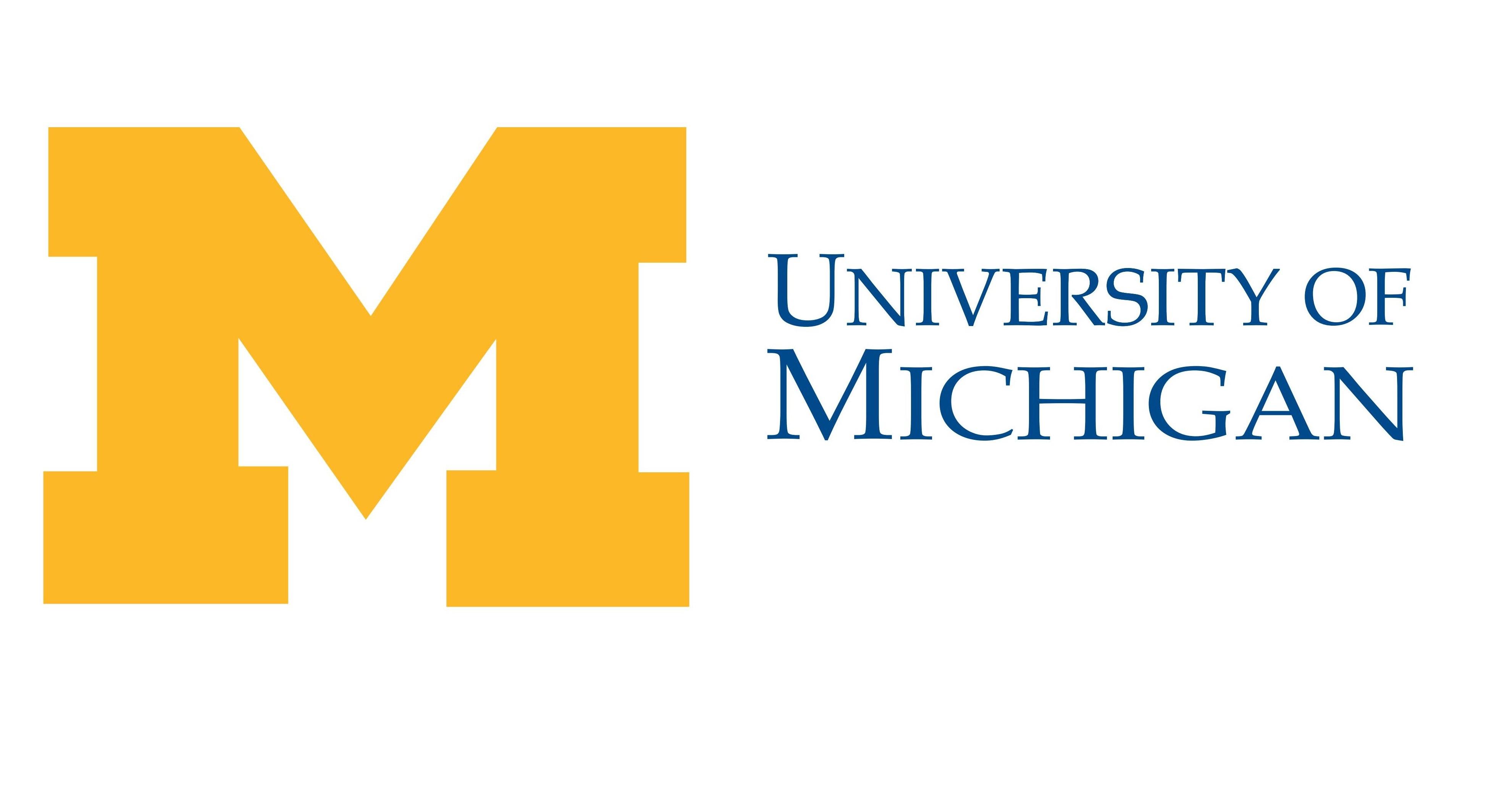 University of Michigan Logo photo - 1