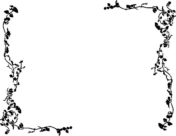 V Letter Floral Logo Template photo - 1