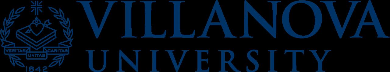 VILLANOVA UNIVERSITY Logo photo - 1