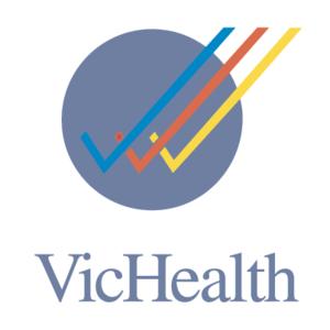 VicHealth Logo photo - 1