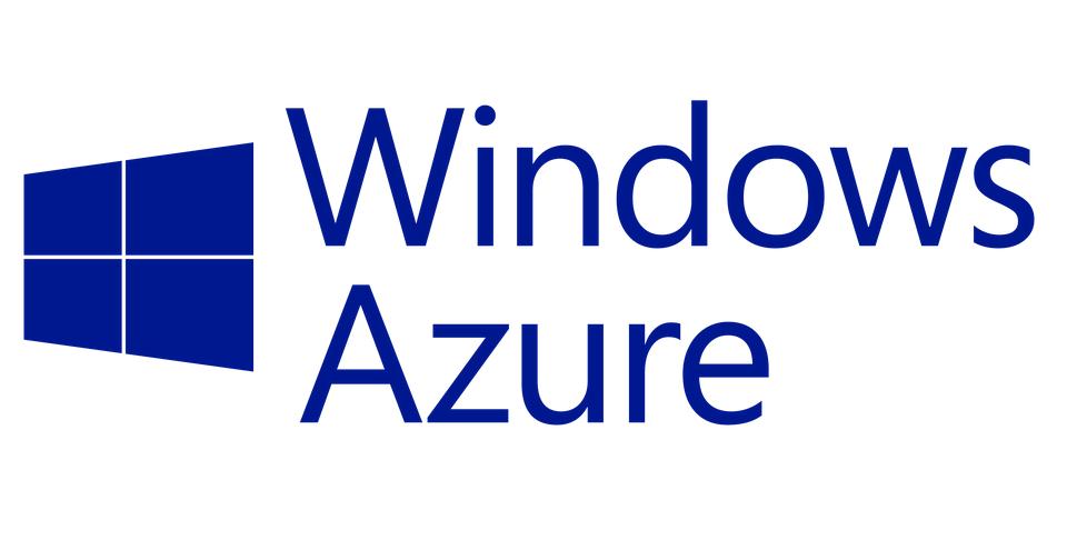 Windows Azure Logo photo - 1