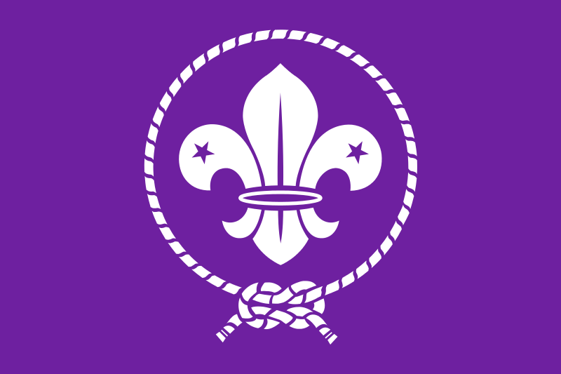 World Organization of Scouts Movement Logo photo - 1