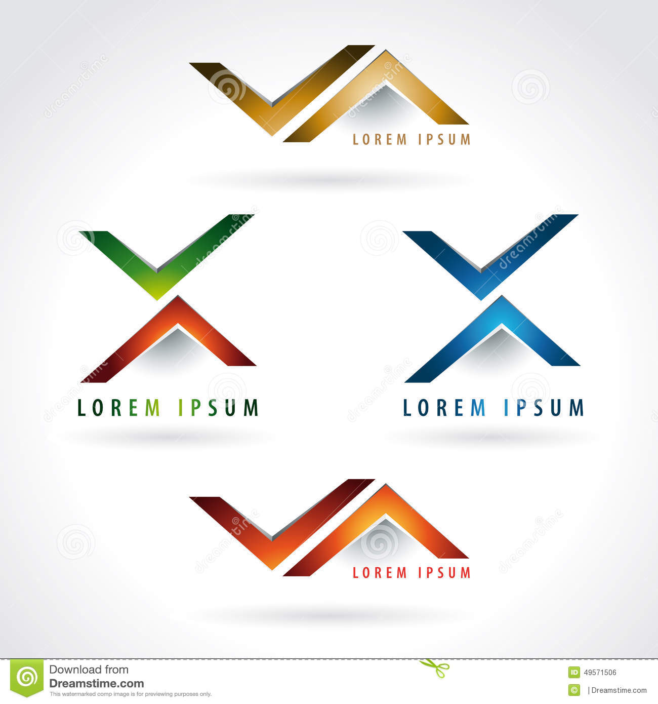Z Arrow Letter Logo Template photo - 1