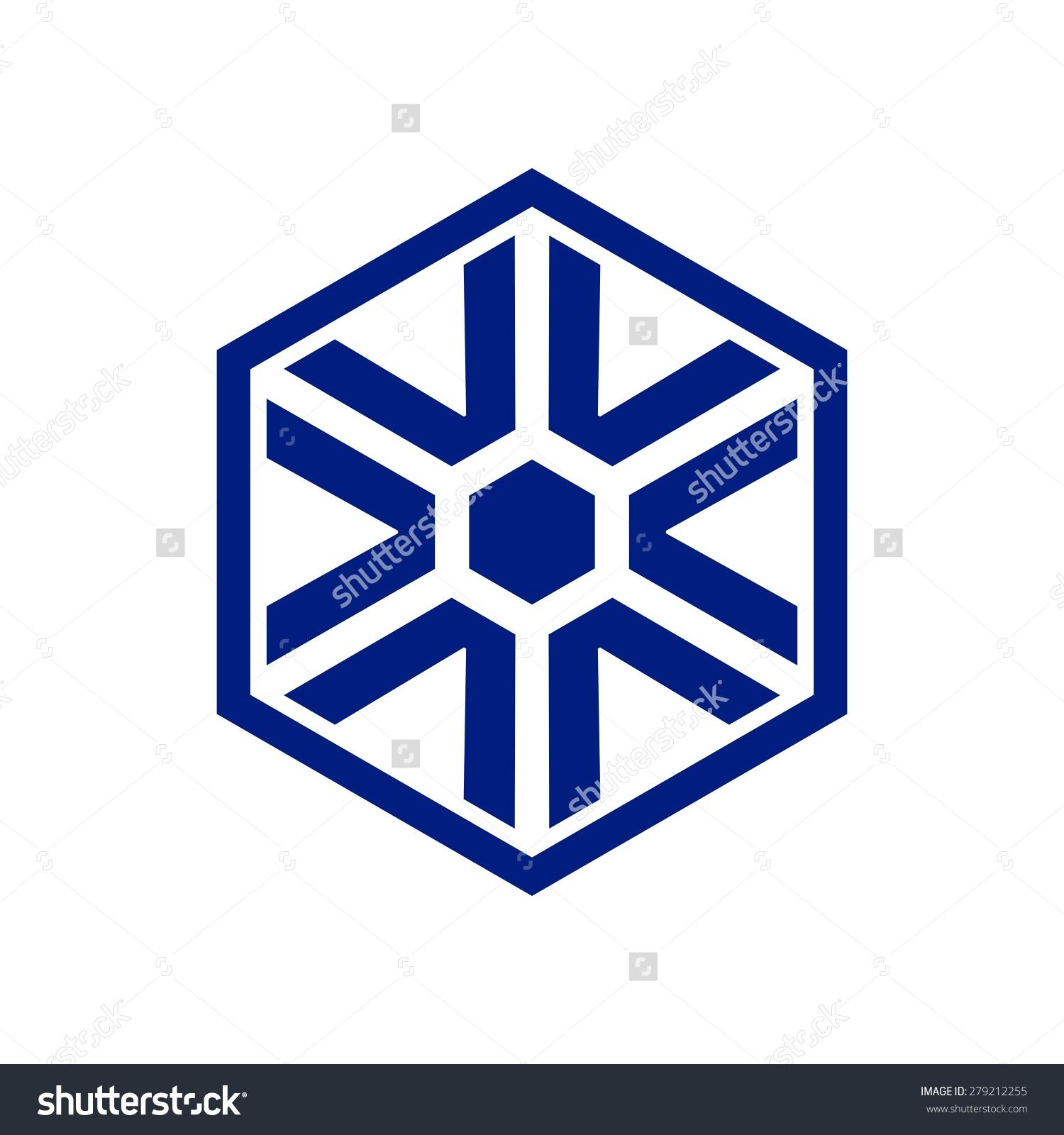 Z Hexagon Logo Template photo - 1