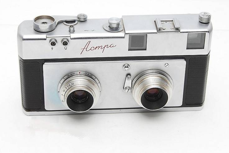 Zenit Cameras Logo photo - 1