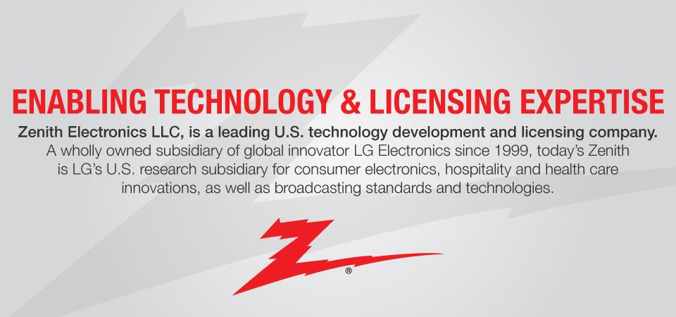 Zenith Electronics Logo photo - 1