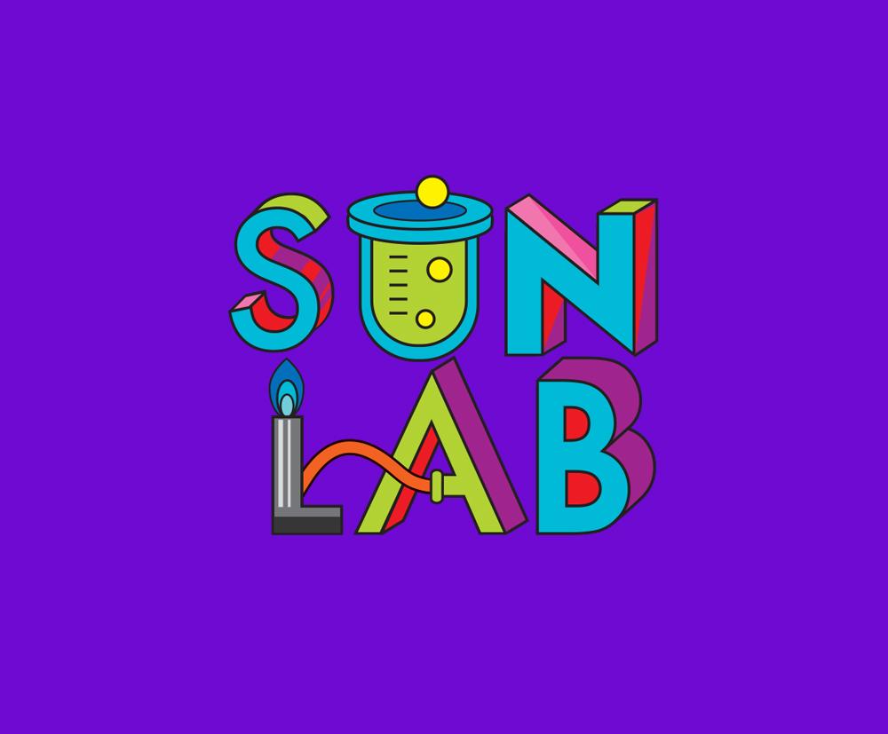 lab. Logo photo - 1