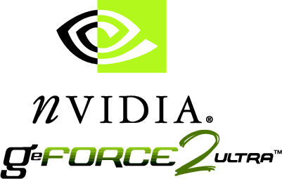 nVIDIA GeForce2 Ultra Logo photo - 1