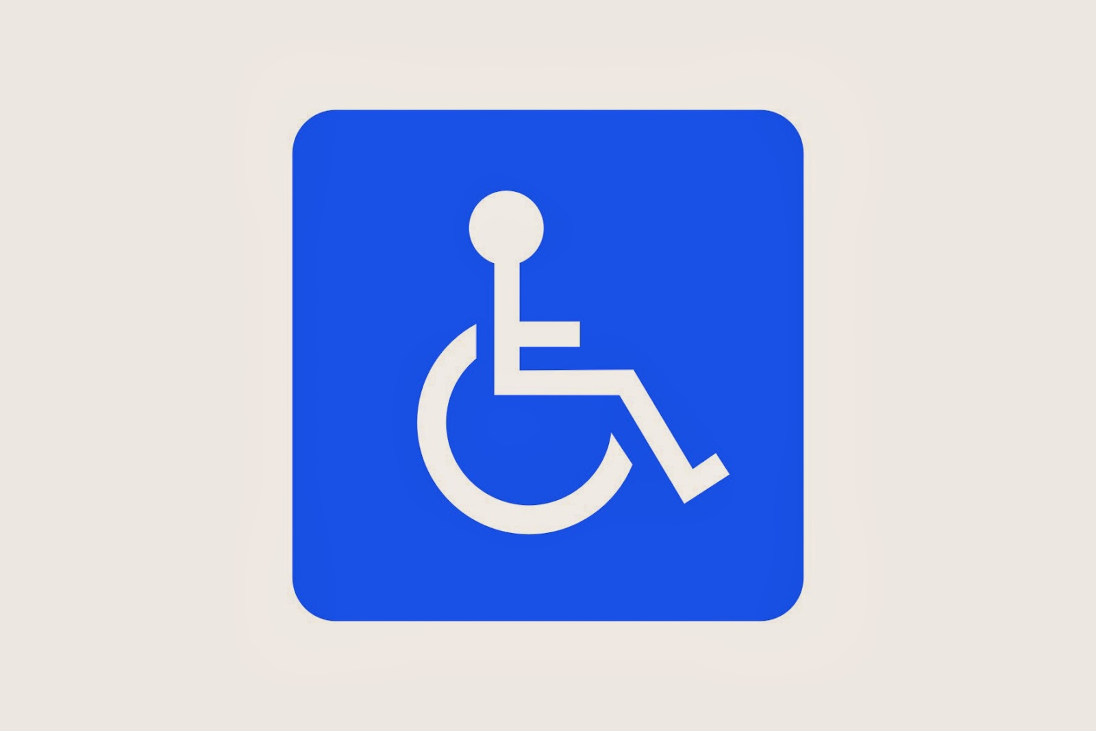 wheelchair accessible Logo photo - 1